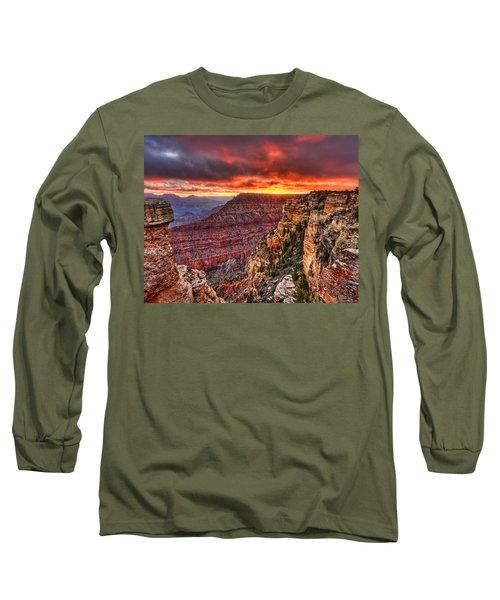 Grand Sunrise Long Sleeve T-Shirt