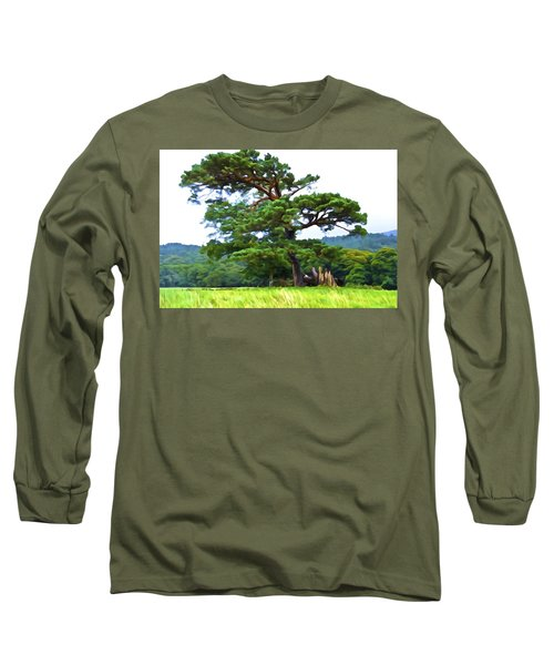Great Pine Long Sleeve T-Shirt