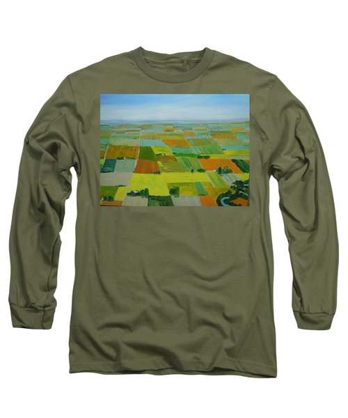 Great Plains Long Sleeve T-Shirt
