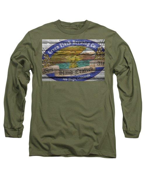 Green Flash Brewing Long Sleeve T-Shirt