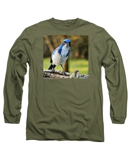 Grumpy Jay Long Sleeve T-Shirt