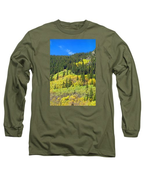 Guanella Pass Study 2 Long Sleeve T-Shirt