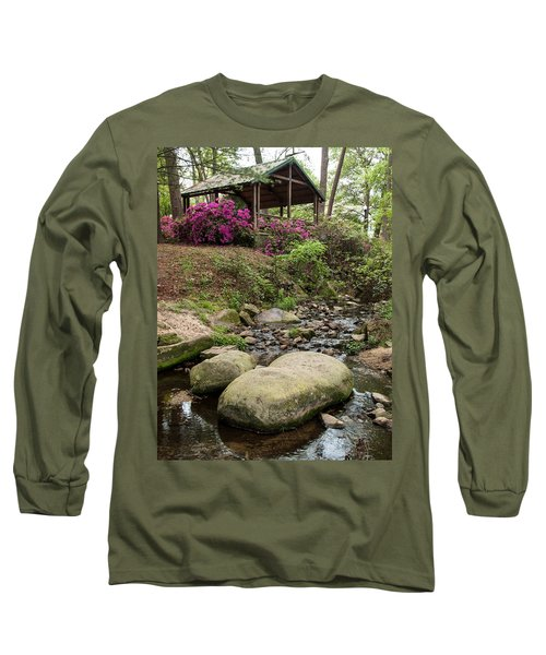 Guignard Park-1 Long Sleeve T-Shirt
