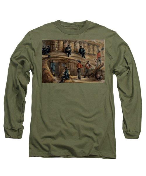Gunners Of The Royal Regiment Long Sleeve T-Shirt