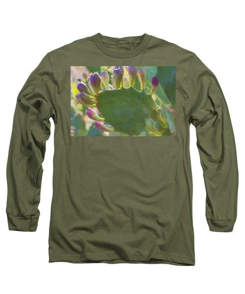 Hand Of God Long Sleeve T-Shirt