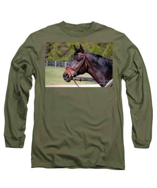 Handsome Gelding Long Sleeve T-Shirt