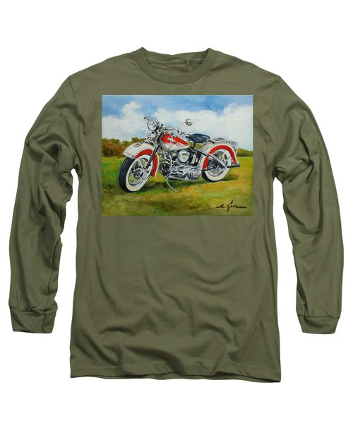Harley Davidson 1943 Long Sleeve T-Shirt