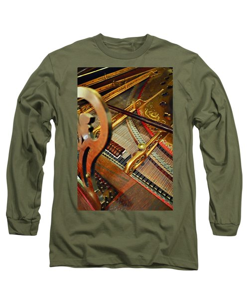 Harpsichord  Long Sleeve T-Shirt