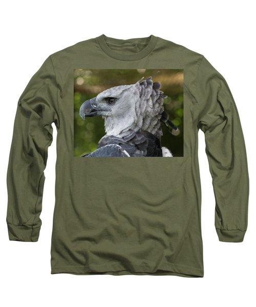 Harpy Eagle, Harpia Harpyja Long Sleeve T-Shirt