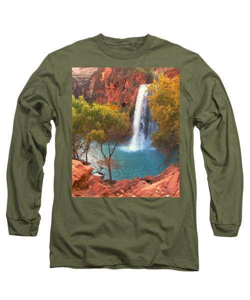 Havasu Falls Long Sleeve T-Shirt