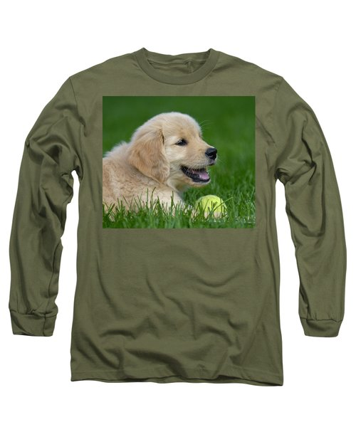 Having A Ball Long Sleeve T-Shirt