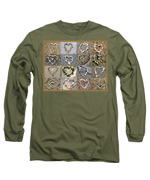 Heart Of Hearts Long Sleeve T-Shirt