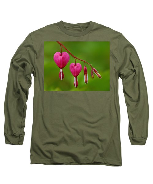 Heart String Long Sleeve T-Shirt