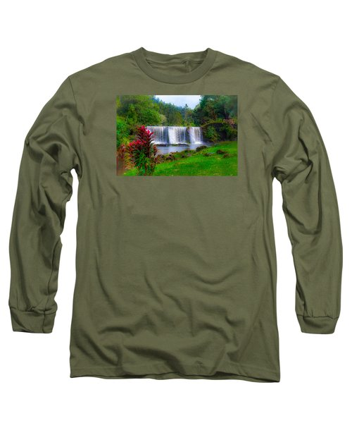 Heaven In The Woods Long Sleeve T-Shirt