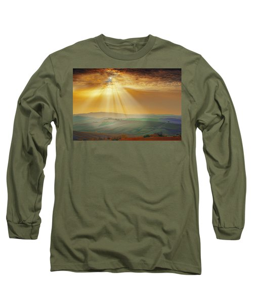 Heavenly Rays Long Sleeve T-Shirt