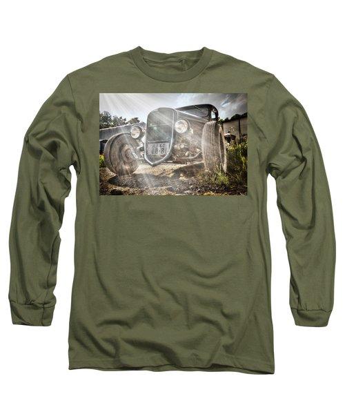 Heavens Model T Long Sleeve T-Shirt