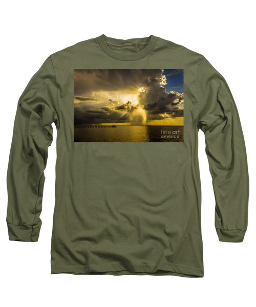 Heavens Window Long Sleeve T-Shirt by Marvin Spates