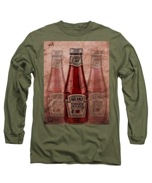 Heinz Tomato Ketchup Long Sleeve T-Shirt