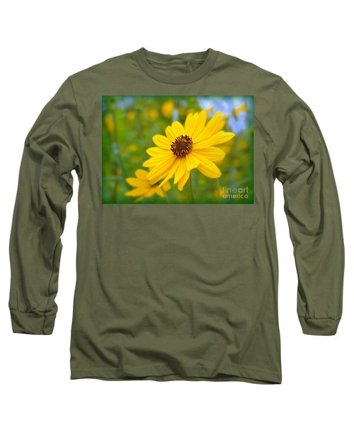 Helianthus Long Sleeve T-Shirt