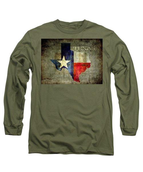 Hello Texas Long Sleeve T-Shirt