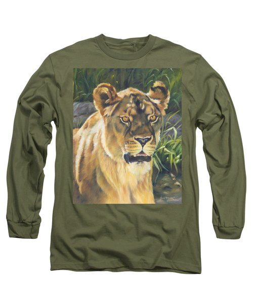 Her - Lioness Long Sleeve T-Shirt