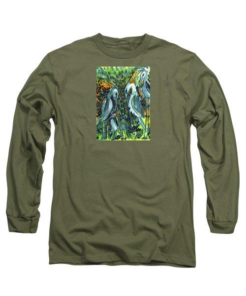 Herons Long Sleeve T-Shirt