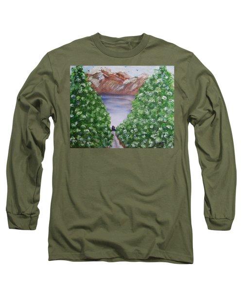Hidden Escape Long Sleeve T-Shirt