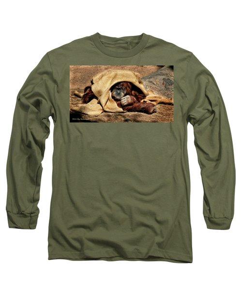 Hiding In Plain Sight Long Sleeve T-Shirt