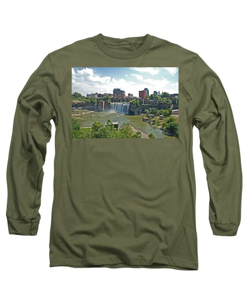 High Falls Long Sleeve T-Shirt