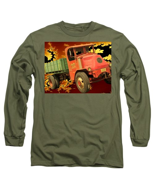 High Flying Mack Long Sleeve T-Shirt