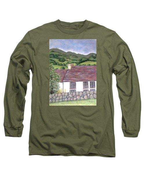 Highland Farmhouse Long Sleeve T-Shirt