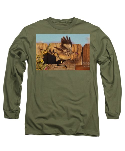 Hightail It Out Of There Long Sleeve T-Shirt
