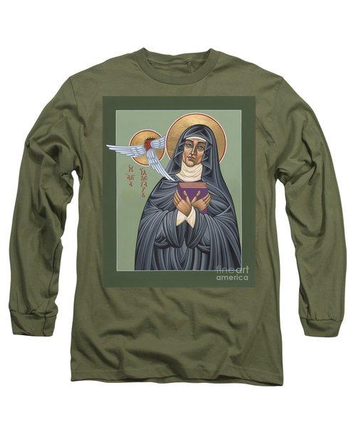 St. Hildegard Of Bingen 171 Long Sleeve T-Shirt