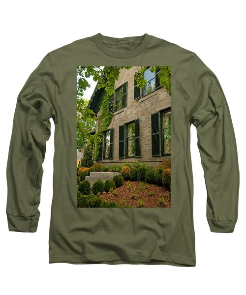 Historic Concord Home Long Sleeve T-Shirt