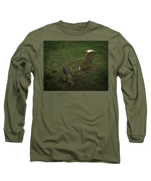 Remembered Long Sleeve T-Shirt by Cynthia Lassiter