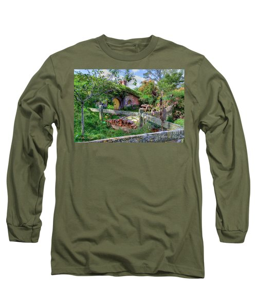 Hobbit Hole 7 Long Sleeve T-Shirt