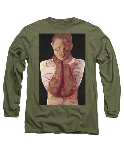 Hold In  Long Sleeve T-Shirt