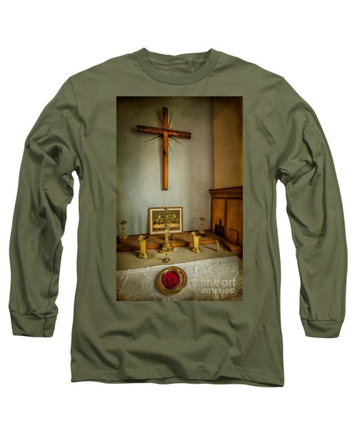 Holy Chalice Long Sleeve T-Shirt