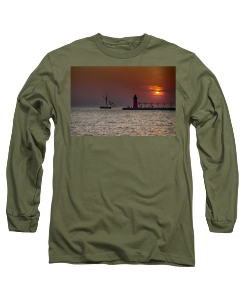 Home Bound Long Sleeve T-Shirt