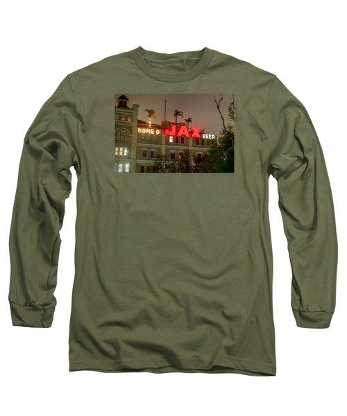 Home Of Jax Long Sleeve T-Shirt