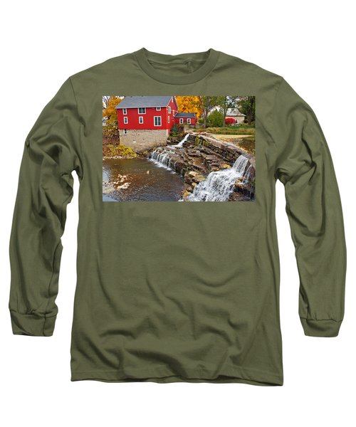 Honeoye Falls 1 Long Sleeve T-Shirt