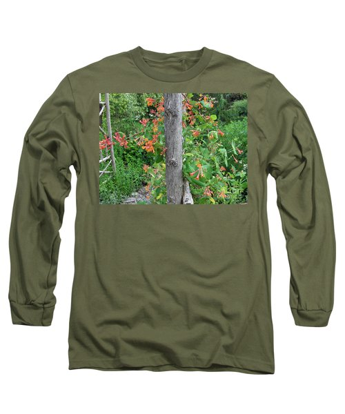 Honeysuckle's Friend Long Sleeve T-Shirt