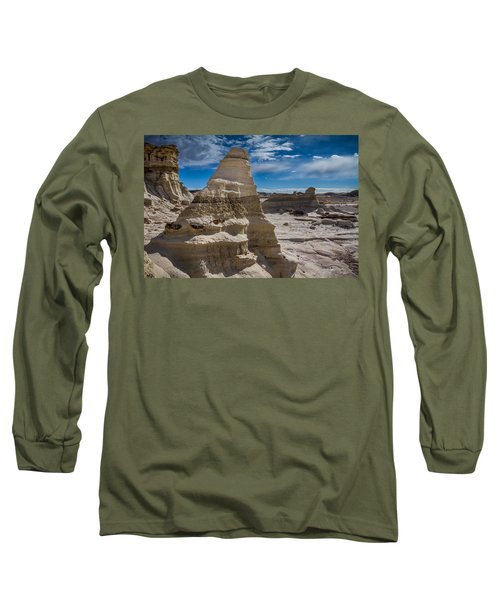Hoodoo Rock Formations Long Sleeve T-Shirt