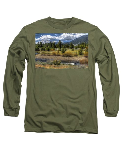 Hope Valley Wildlife Area Long Sleeve T-Shirt