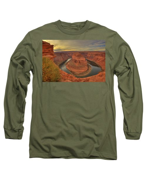 Horseshoe Bend Long Sleeve T-Shirt