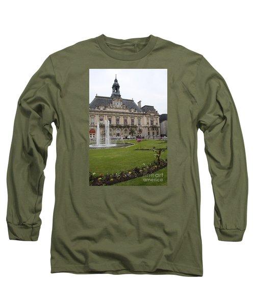 Hotel De Ville - Tours Long Sleeve T-Shirt