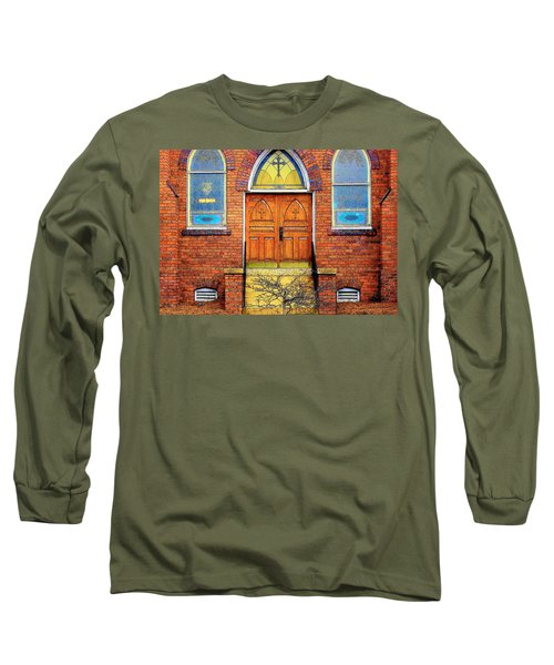 House Of God Long Sleeve T-Shirt