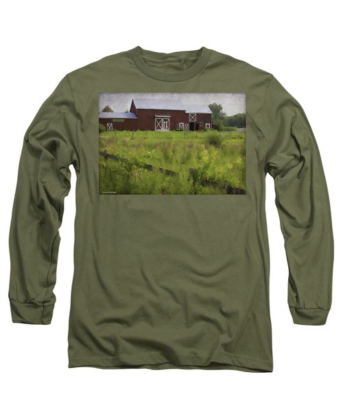 Hudson Valley Barn Long Sleeve T-Shirt