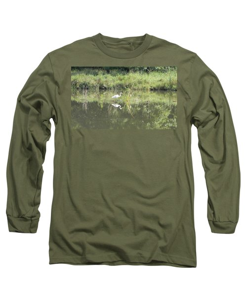 Hunter Reflected 1 Long Sleeve T-Shirt