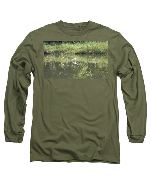 Hunter Reflected 2 Long Sleeve T-Shirt